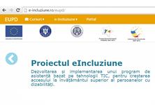 Consiliere online pentru studenţii din grupul ţintă