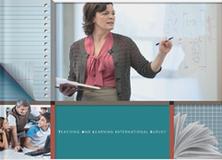 Romania va participa la Studiul Internaţional privind Procesul de Predare – Învăţare