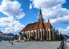 Şase ţări, un oras. Cluj-Napoca
