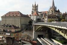 Invitaţie – Masa rotundă: dialogul dintre autorităţile locale şi cetăţenii din Bucureşti. O discuție pornită de la un exemplu elveţian – Lausanne
